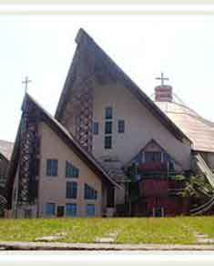 kohima-church